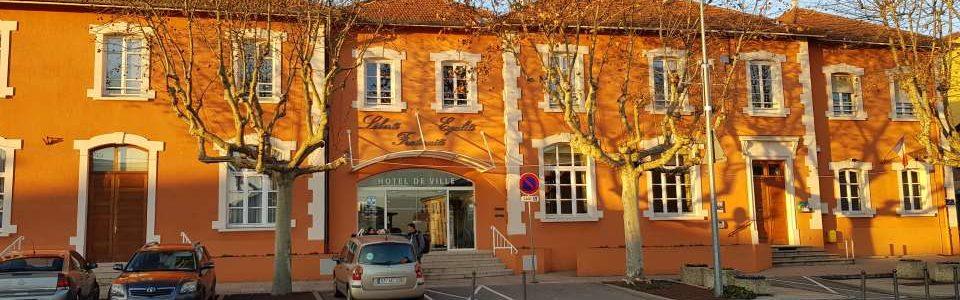 Mairie Jonage