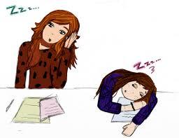 dormir bureau