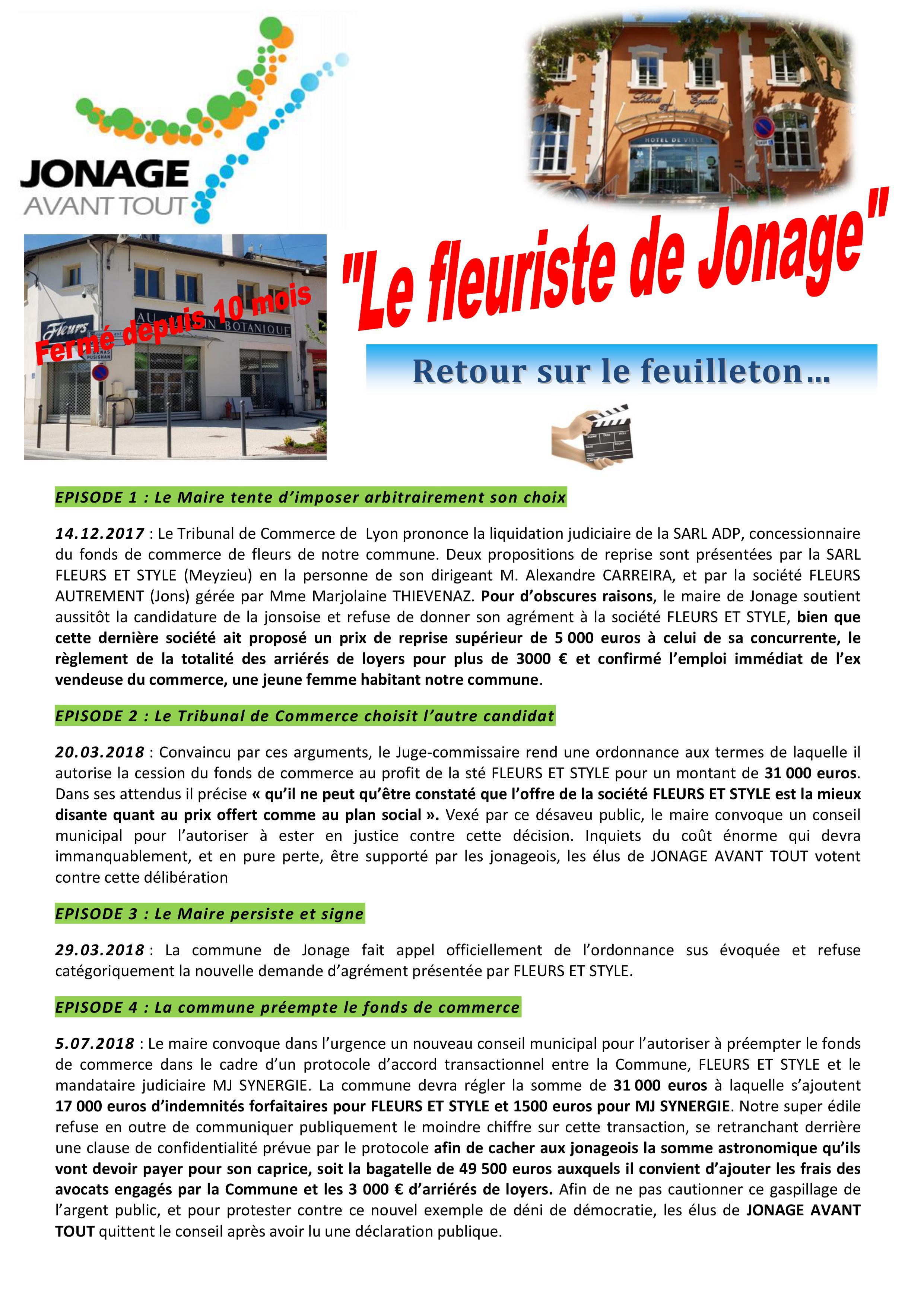 image tract fleuriste
