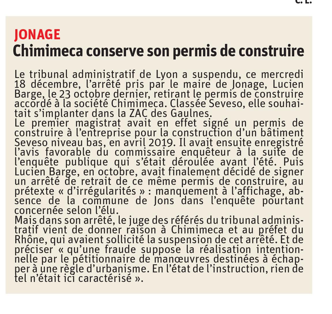 CHIMIMECA